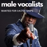 Male Vocalists Wanted To Front Cruise Ship Bands image