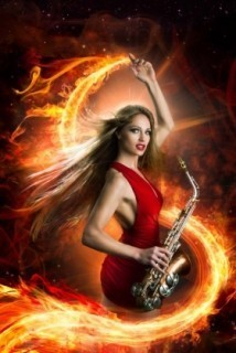 Job For Female Saxophone Player - 5 Star Hotel Contracts China
