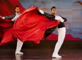 Male Dancers Wanted - Top International Entertainment Team
