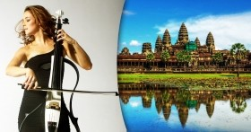 Open Position For Female Electric Cellist - Immediate Start 5* Hotel Cambodia
