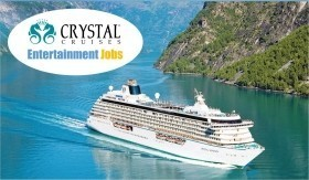 Solo Artists & Cabaret Acts Wanted On Crystal Cruise Ships