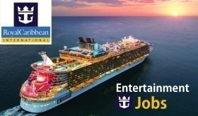 Circus Act Jobs for Royal Caribbean Cruises - Acrobats, Aerial, Balancing, Hula-Hoop & Others