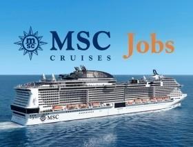 Duos & Trio Jobs on MSC Cruise Ships