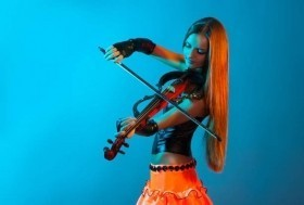 Job For Female Electric Violin Player - 6 Month Contract June 2019 5 Star Hotel China