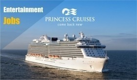 Male Production Dancers Wanted For Princess Cruises
