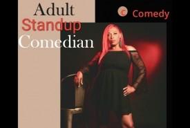 Caramel Lucas - Adult Stand Up Comedian Orlando, Florida