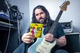 Thiago Trinsi - Electric Guitarist Ipswich, East of England