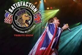 Satisfaction/The International Rolling Stones Show - The Rolling Stones Tribute Band Dallas, Texas