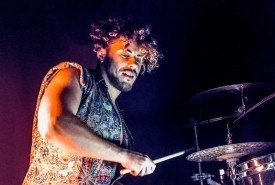 Roberto Moèl Ranalli - Drummer Rome, Italy