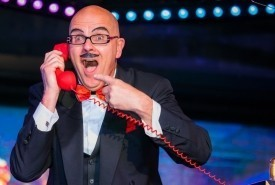 El Loco comedy artist - Other Comedy Act Nottingham, East Midlands
