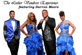 The Luther Vandross Experience Featuring Darron Moore - Other Tribute Band Detroit, Michigan