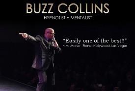 Buzz Collins Hypnotist • Mentalist  - Hypnotist