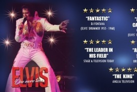 Gary Jay......Elvis - One More Time - Elvis Impersonator Chatteris, East of England