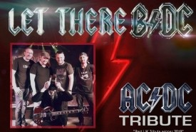 AC DC tribute  Let there B/DC - Rock Band Peterborough, East of England