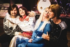 Waterloo Live ABBA Tribute - Abba Tribute Band Shrewsbury, West Midlands