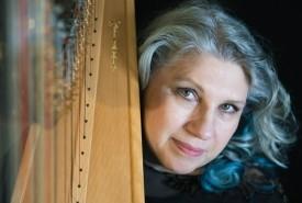 Cherie Gullerud/Grandma Mermaid - Harpist Corvallis, Oregon