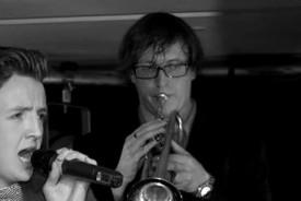 Nick Jolly - Trumpeter Littleborough, North West England