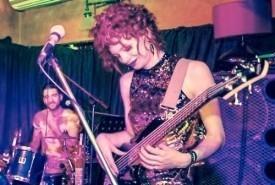 Sereta Baldwin - Bass Guitarist