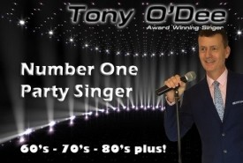 Number One Party Singer! - 60's 70's 80's plus Dance Party  - Thrill Your Guests With This Fantastic Show! - Male Singer