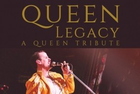 QUEEN Legacy - A Tribute to Freddie Mercury - Rock & Roll Band Houston, Texas