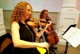 The Scot String Duo - Violinist Glasgow, Scotland