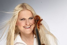 Gabriela Demeterova -Award-Winning International Virtuoso Violinist & Violist - Violinist