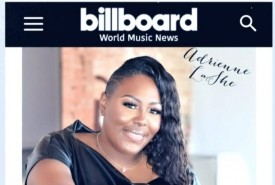 Adrienne LaShe - Female Singer Arlington, Texas