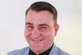 Tony P - Comedian, Crooner & Compere - Clean Stand Up Comedian