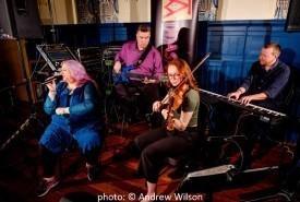 Annasach Ceilidh Band - Barn Dance / Ceilidh Band Edinburgh, Scotland