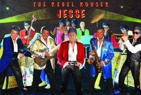 THE REBEL ROUSER JESSE - One Man Band New Cumnock, Scotland