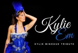 Kylie Em - Kylie Minogue Tribute Act Crawley Down, South East