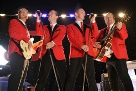 THE NEW JERSEY BOYS / MULTI VARIETY ACT - Freddie Mercury Tribute Act Tiverton, South West