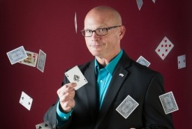 Geoff Williams - Cabaret Magician St. Petersburg, Florida
