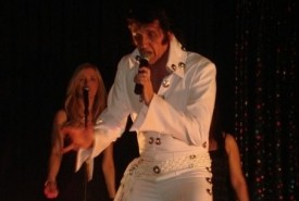 Rayaronking - Elvis Impersonator Filey, Yorkshire and the Humber