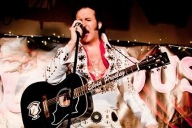 Mike Memphis as Elvis - Elvis Impersonator