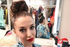 Nadia Mancini - Production Singer