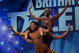 AFRICAN ALL-STARS ACROBATS - Male Dancer