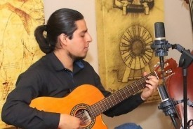 Alic Torres  - Male Singer Pachuca de Soto, Mexico