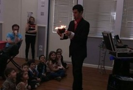 fab the magician  - Children's / Kid's Magician melbourne, Victoria