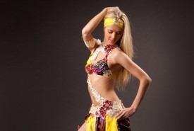 Ines Karu (InesDance) - Belly Dancer