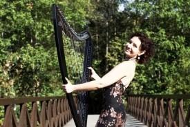 Harpist Maria Kulakova - Harpist
