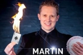 Martin John - Wedding Magician