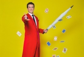 Danny Lee Grew - Comedy Cabaret Magician Clacton-On-Sea, East of England
