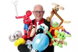 Keith Tusing - Balloon Modeller Orlando, Florida