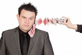Max Francis - Cabaret Magician
