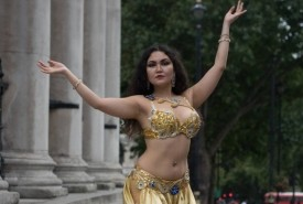 Sabina Oscar - Belly Dancer Richmond, London