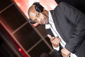 DJ Wayne Smooth - So Smooth DJs  - Party DJ Crystal Palace, London