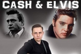 Fraser Murray Johnny Cash & Elvis - Johnny Cash Tribute Act