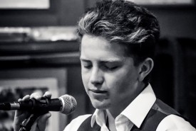 Matt Keen - Jazz Singer St Austell, South West