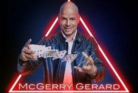 McGerry Gerard - Stage Illusionist